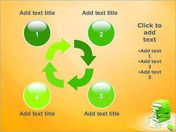 E-Book Concept PowerPoint Templates - Slide 14