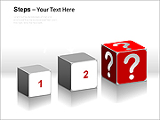 Steps PPT Diagrams & Charts