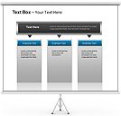 Text Box PPT Diagrams & Chart