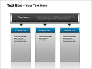 Text Box PPT Diagrams & Charts