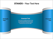 Stands PPT Diagrams & Chart