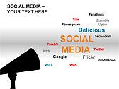 Social Media Set PPT Diagrams & Chart - Slide 10