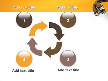 Cables Plantillas de Presentaciones PowerPoint - Diapositiva 14