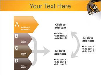 Cables Plantillas de Presentaciones PowerPoint - Diapositiva 16