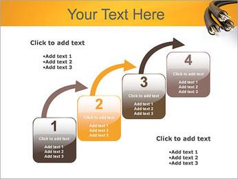 Cables Plantillas de Presentaciones PowerPoint - Diapositiva 20