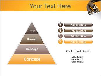 Cables Plantillas de Presentaciones PowerPoint - Diapositiva 22