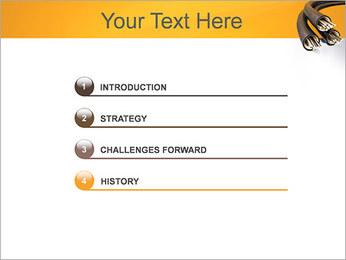 Cables Plantillas de Presentaciones PowerPoint - Diapositiva 3