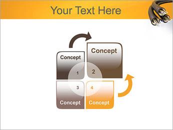 Cables Plantillas de Presentaciones PowerPoint - Diapositiva 5