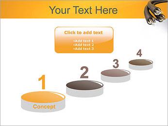 Cables Plantillas de Presentaciones PowerPoint - Diapositiva 7