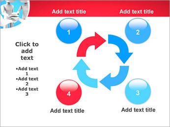 Conceito da equipe Modelos de apresentações PowerPoint - Slide 14