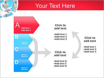Conceito da equipe Modelos de apresentações PowerPoint - Slide 16