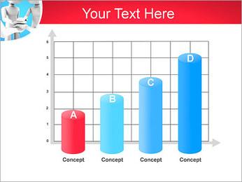 Conceito da equipe Modelos de apresentações PowerPoint - Slide 21