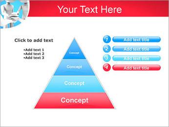 Conceito da equipe Modelos de apresentações PowerPoint - Slide 22