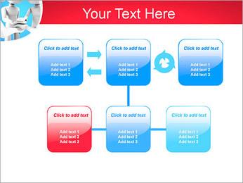 Conceito da equipe Modelos de apresentações PowerPoint - Slide 23