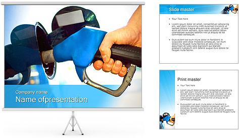 Remplissage voiture Modèles des présentations  PowerPoint