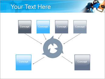 Remplissage voiture Modèles des présentations  PowerPoint - Diapositives 10