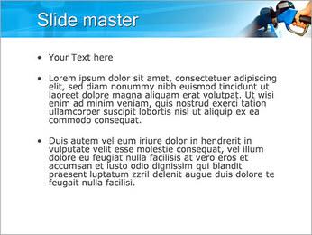 Remplissage voiture Modèles des présentations  PowerPoint - Diapositives 2