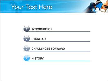 Remplissage voiture Modèles des présentations  PowerPoint - Diapositives 3