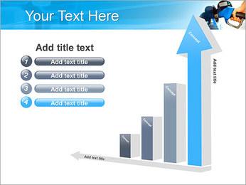 Remplissage voiture Modèles des présentations  PowerPoint - Diapositives 6