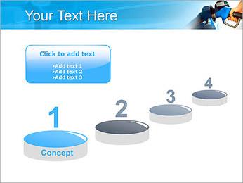 Remplissage voiture Modèles des présentations  PowerPoint - Diapositives 7