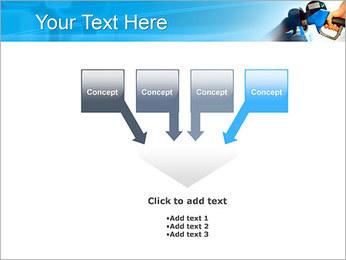 Remplissage voiture Modèles des présentations  PowerPoint - Diapositives 8