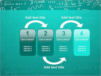 Mathematics Formulas PowerPoint Template - Slide 11