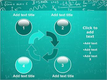 Mathematics Formulas PowerPoint Template - Slide 14