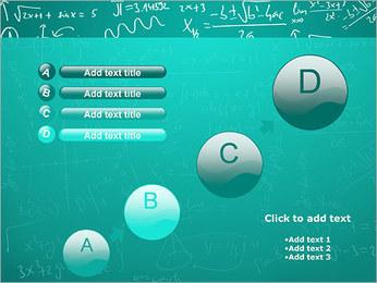 Mathematics Formulas PowerPoint Template - Slide 15