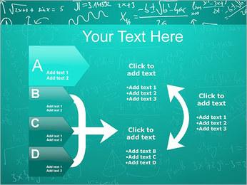 Mathematics Formulas PowerPoint Template - Slide 16