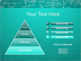 Mathematics Formulas PowerPoint Template - Slide 22