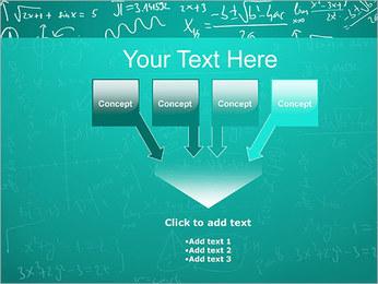 Mathematics Formulas PowerPoint Template - Slide 8
