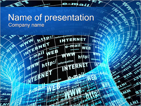 Web Concept PowerPoint Template