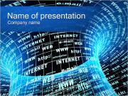 Веб Концепция Шаблоны презентаций PowerPoint