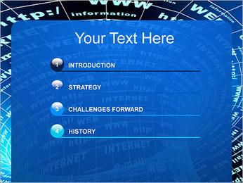 Web Concept PowerPoint Template - Slide 3