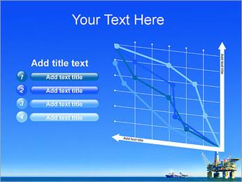 Oil Platform PowerPoint Template - Slide 13