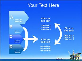 Oil Platform PowerPoint Template - Slide 16