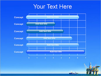 Oil Platform PowerPoint Template - Slide 17