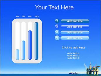 Oil Platform PowerPoint Template - Slide 18