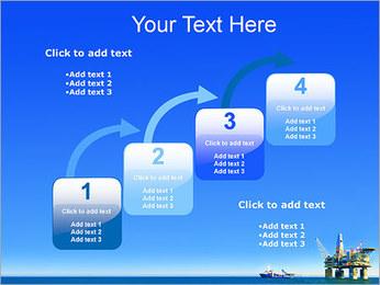 Oil Platform PowerPoint Template - Slide 20
