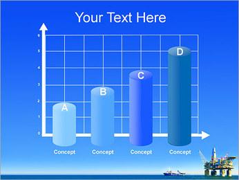 Oil Platform PowerPoint Template - Slide 21