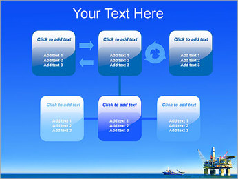 Oil Platform PowerPoint Template - Slide 23