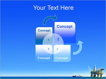 Oil Platform PowerPoint Template - Slide 5