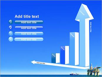 Oil Platform PowerPoint Template - Slide 6