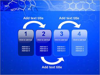 Formules chimiques Modèles des présentations  PowerPoint - Diapositives 11