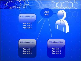 Formules chimiques Modèles des présentations  PowerPoint - Diapositives 12