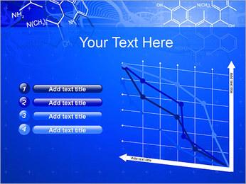 Formules chimiques Modèles des présentations  PowerPoint - Diapositives 13