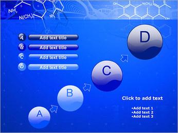 Formules chimiques Modèles des présentations  PowerPoint - Diapositives 15