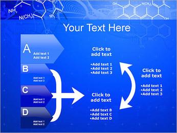 Formules chimiques Modèles des présentations  PowerPoint - Diapositives 16