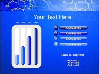 Formules chimiques Modèles des présentations  PowerPoint - Diapositives 18