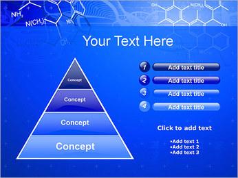 Formules chimiques Modèles des présentations  PowerPoint - Diapositives 22